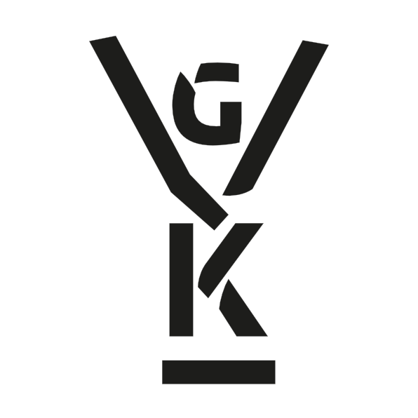 Gek van Kunst Logo