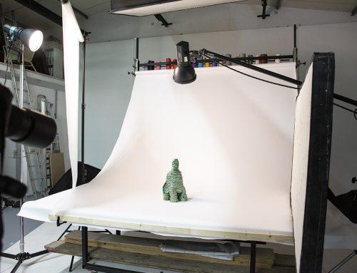 De kunst van 3d-fotografie