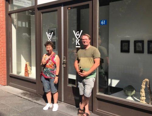 GvK-De outsider in de etalage #01: duo-expositie Estrella en Wilfred