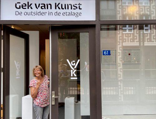 GvK-De outsider in de etalage #02: duo-expositie Marion en Maria