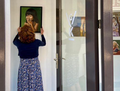 GvK-De outsider in de etalage #05: duo-expositie Marie-Louise en Jasper