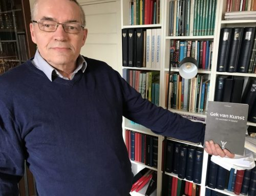 Gek van kunstenaars in coronatijd (7): Peter van Laere